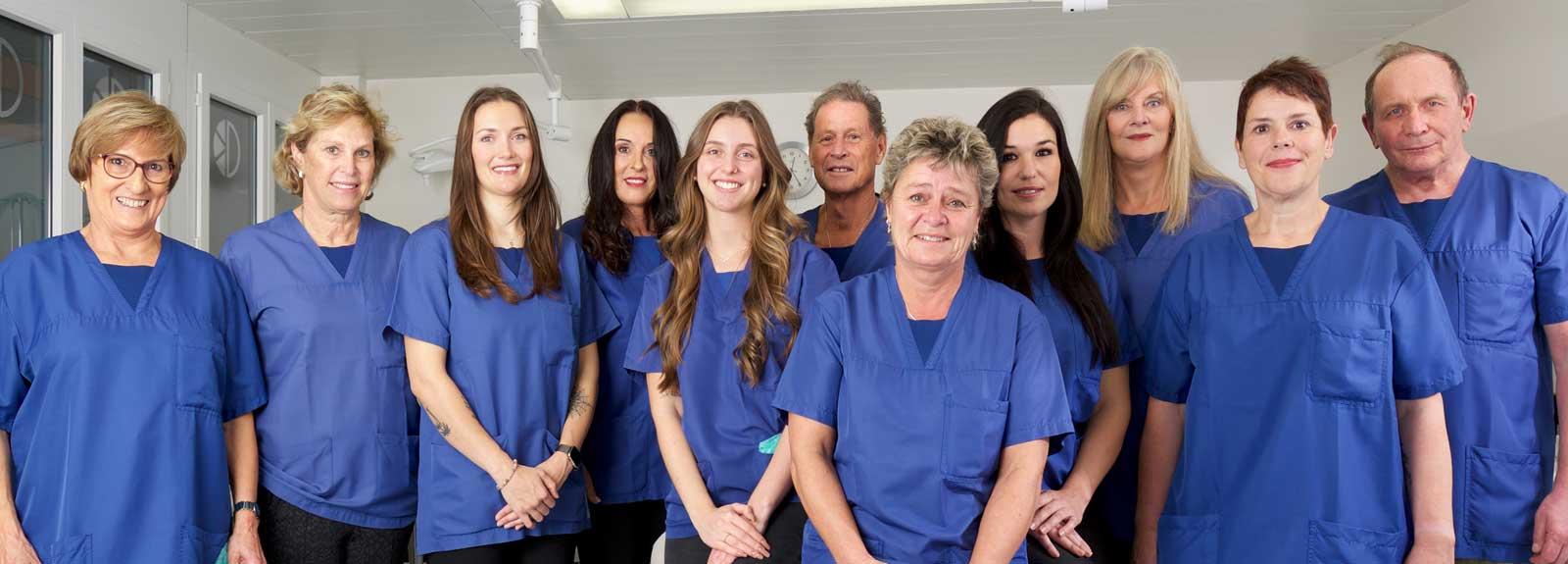 L'équipe de la Clinique de Chirurgie Esthétique Bienne
